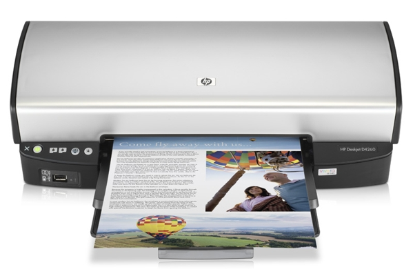 HP DeskJet D4360 ink cartridges