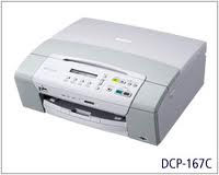 Brother DCP 167C ink cartridges