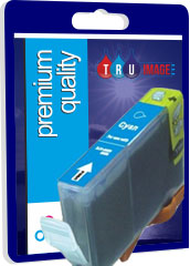 Premium Quality Compatible Cyan Ink Cartridge for ( BCI-3 / BCI-6 Cyan )