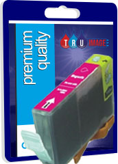 Premium Quality Compatible Magenta Ink Cartridge for ( BCI-3 / BCI-6 Magenta )