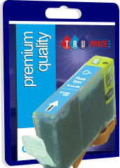 Premium Quality Compatible Photo Cyan Ink Cartridge for ( BCI-6 Photo Cyan )