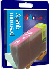 Premium Quality Compatible Photo Magenta Ink Cartridge for ( BCI-6 Photo Magenta )
