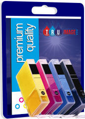 Premium Quality Multi Pack BK/C/M/Y Ink Cartridge for Canon BCI-6BKCMY