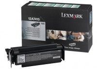Lexmark High Capacity Return Program Toner Cartridge, 10K Yield
