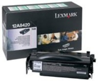 Lexmark Standard Capacity Return Program Toner Cartridge, 6K Yield