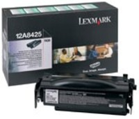 Lexmark High Capacity Return Program Toner Cartridge, 12K Yield