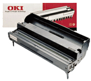 Oki Image Drum Unit - 9001042, 15K Yield
