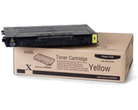 Xerox Standard Capacity Yellow Toner Cartridge, 2K Page Yield