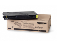 Xerox High Capacity Yellow Toner Cartridge, 5K Page Yield