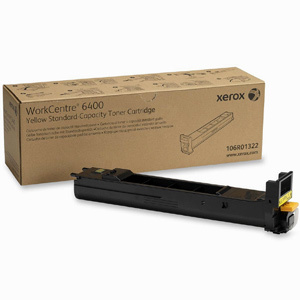 Xerox Standard Capacity Yellow Toner Cartridge, 8K Page Yield
