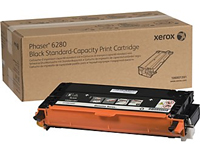 Xerox Standard Capacity Black Laser Toner Cartridge, 3K Page Yield