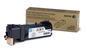 Xerox 106R01452 Cyan Toner Cartridge, 2.5K Page Yield