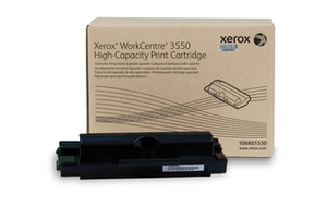 Xerox High Capacity Black Toner Cartridge, 11K Page Yield