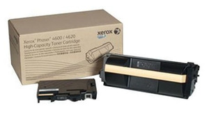 Xerox High Capacity Black Toner Cartridge, 30K Yield