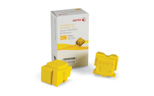 Xerox ColorQube 2 Solid Yellow Wax Ink Sticks, 4.4K Yield