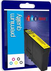 Compatible Yellow Epson T1004 Printer Cartridge - Replaces Epson T1004, 18.2ml