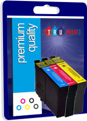 Compatible High Capacity CMY Epson T1006 Printer Cartridge - Replaces Epson T1006XL