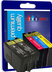 Compatible Quad Pack Ink Cartridges for Epson T1301 and T1306 Plus 1 Extra Black