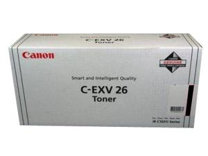 Canon C-EXV 26 Black Copier Toner Cartridge ( CEXV26) - 1660B006AA