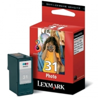 Lexmark No 31 Photo Ink Cartridge - 18C0031E
