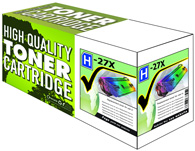 High Capacity Laser Toner Cartridge Compatible with HP C4127X