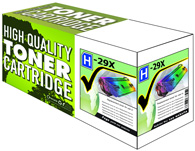 Laser Toner Cartridge Compatible with HP C4129X