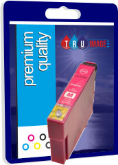 Compatible Magenta Epson 27XL Printer Cartridge - Replaces Epson T2713