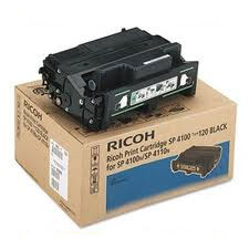 Ricoh SP4100 Black Laser Toner Cartridge, 15K Page Yield