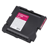 Ricoh GC 21MH High Capacity Gel Print Magenta Ink Cartridge, 2.3K Page Yield