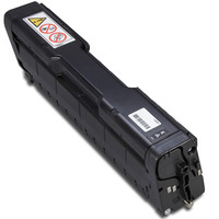 Ricoh Genuine Black Toner Cartridge - 2.5K Page Yield