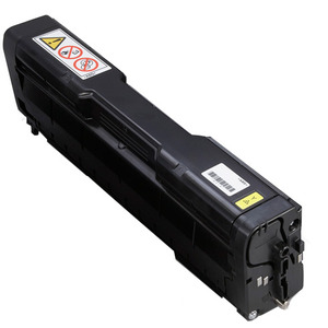 Ricoh Genuine Yellow Toner Cartridge - 2.5K Page Yield