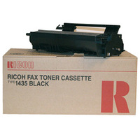 Ricoh Genuine Type 1435 Black Toner Cartridge - 4.5K Page Yield