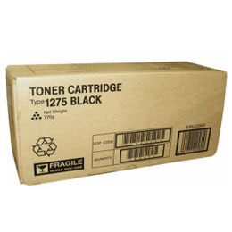 Ricoh Type 1275 Black Fax Toner Cartridge, 3.5K Page Yield