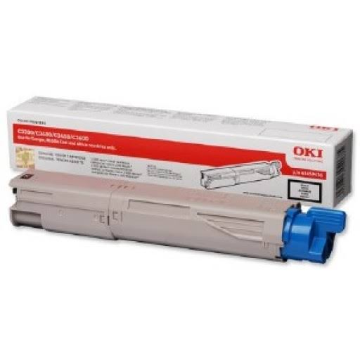 Oki Cyan Toner Cartridge, 1.5K Yield