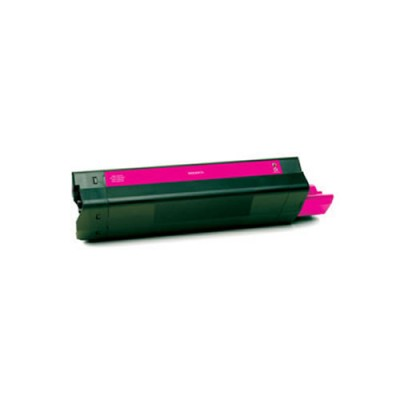 Eco Compatible Toner Cartridges for Oki (Magenta) 43487710