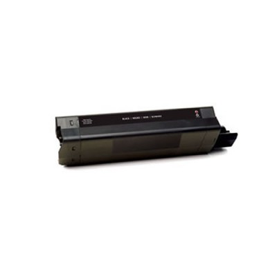 Eco Compatible Toner Cartridges for Oki (Black) 43487712
