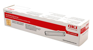Oki 43502002 High Capacity Black Toner Cartridge, 7K Yield