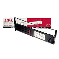 Oki ML6300 Ribbon Cartridge, 4 Million Characters