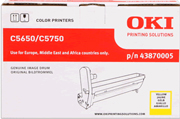 Oki Yellow Drum Unit, 20K Yield