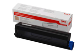 Oki Extra High Capacity Toner Cartridge, 10K Yield