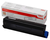 Oki Extra High Capacity Toner Cartridge, 12K Yield