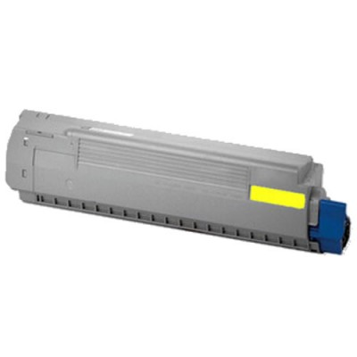 Eco Compatible Toner Cartridges for Oki (Yellow) 44059105