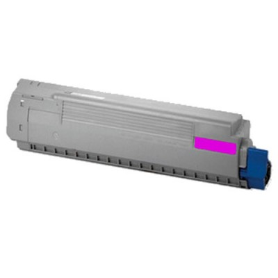 Eco Compatible Toner Cartridges for Oki (Magenta) 44059106