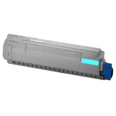 Eco Compatible Toner Cartridges for Oki (Cyan) 44059107