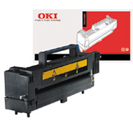 Oki Image Drum Unit, 45K Yield Black, 11.25K Colour