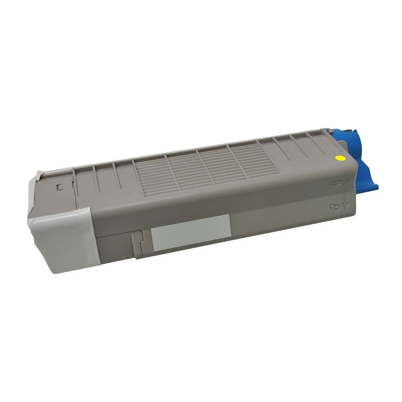 Eco Compatible Toner Cartridges for Oki (Yellow) 44315305