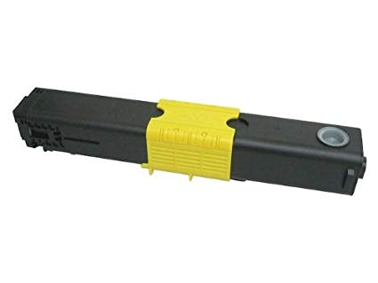 Eco Compatible Toner Cartridges for Oki (Yellow) 44469704