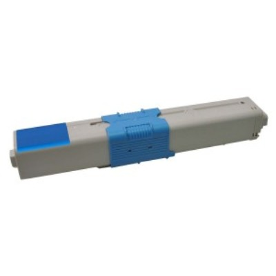 Eco Compatible Toner Cartridges for Oki (Cyan) 44469706