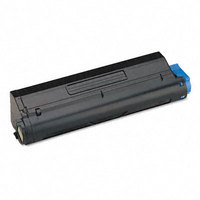 Oki 44574802 High Capacity Black Toner Cartridge, 7K Page Yield