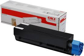 Oki High Capacity Black Toner Cartridge, 12K Page Yield
